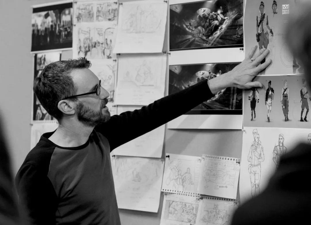 想成为概念设计大师参与《流浪星球》的实体特效制作?