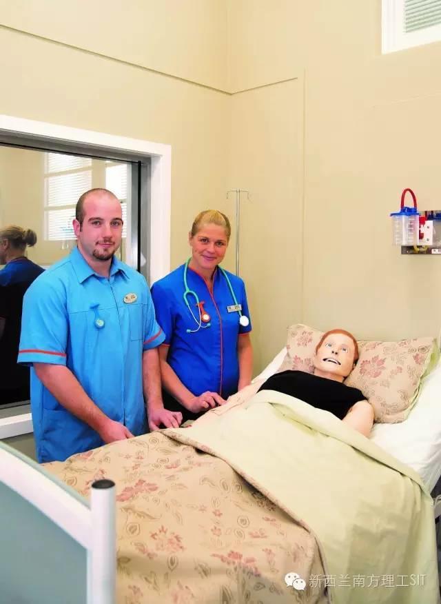 新西兰南方理工学院 护理专业课程详解(2019年3月7日更新 )