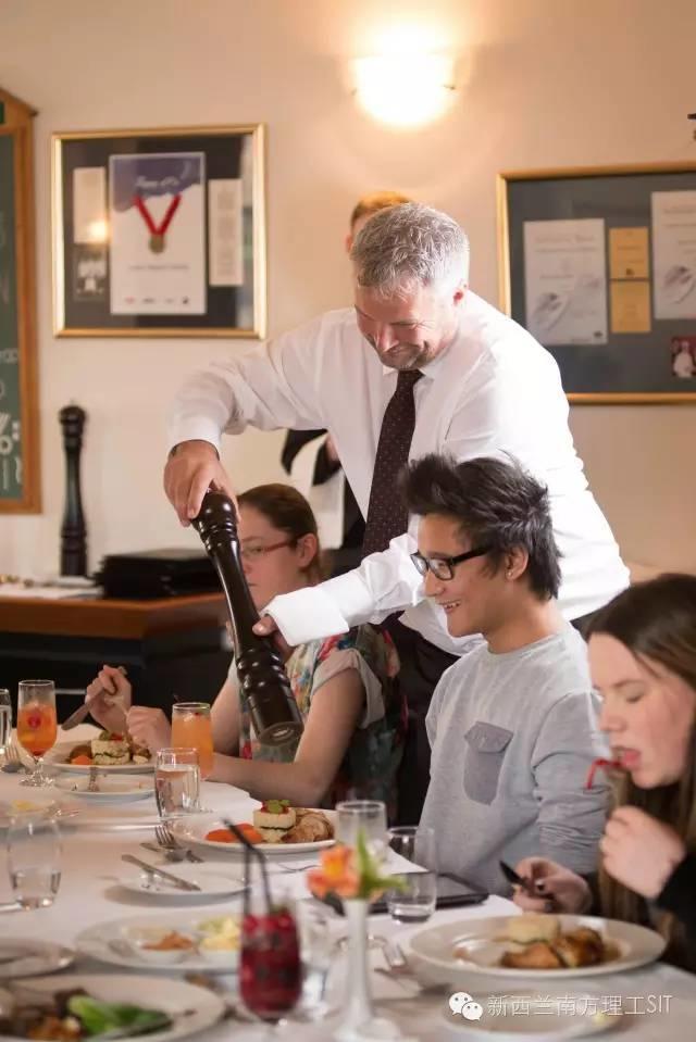 新西兰南方理工学院 专业西点西厨课程详解 (2019年3月6日更新)