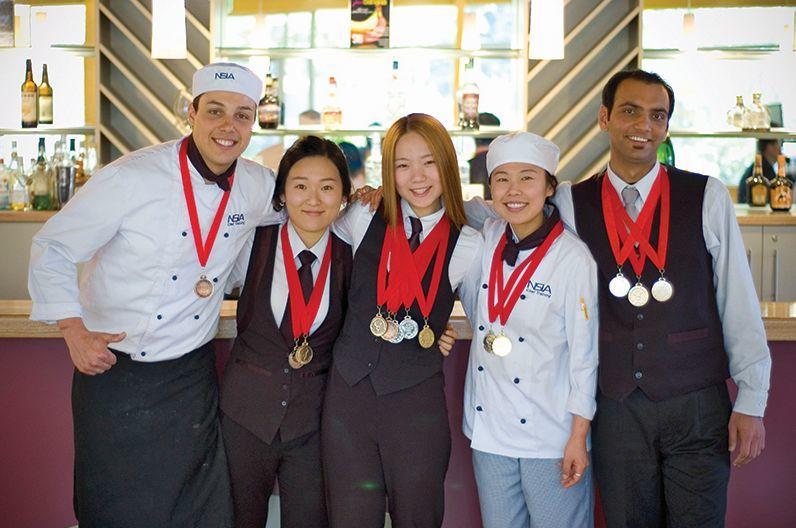 """""""我们真的很缺厨师啊!"""" 留学新西兰不可错过的短缺职业【NSIA新西兰酒店管理学院】"""
